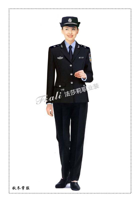 执法制服时尚女装